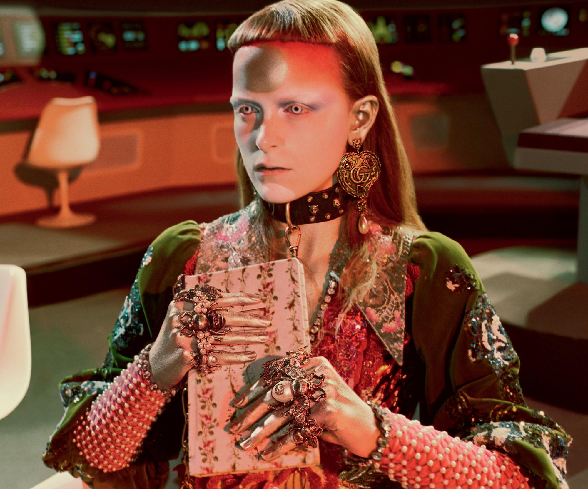 Gucci FW 2017 - 06 - vogparty