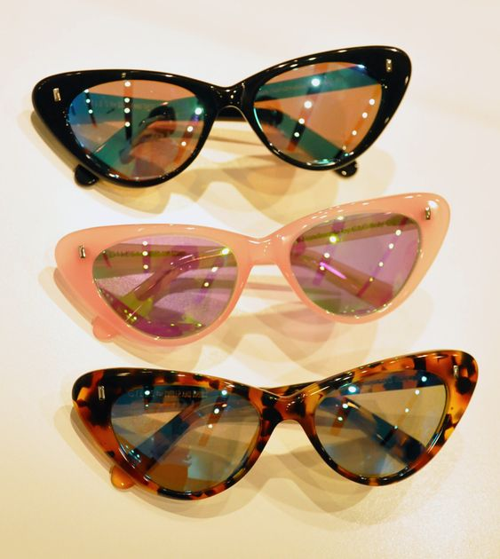 Eye cat sunglasses - vogparty