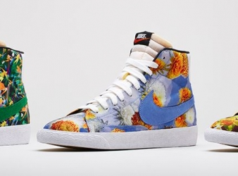 NIKE BLAZER FLORAL COLLECTION