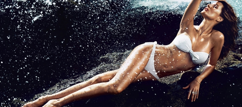 H&M Spring/Summer 2014 Swimwear Campaign with Gisele Bündchen