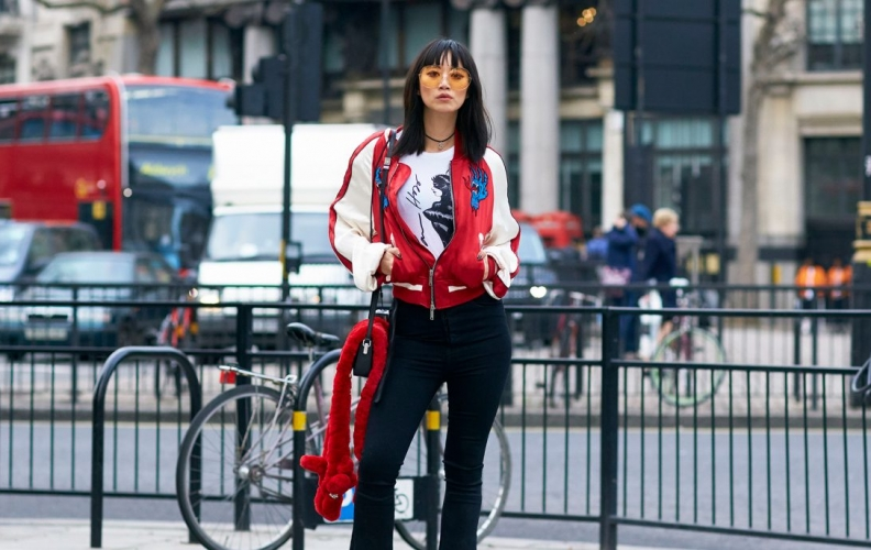 LONDON FASHION WEEK 2017 – STREET STYLE