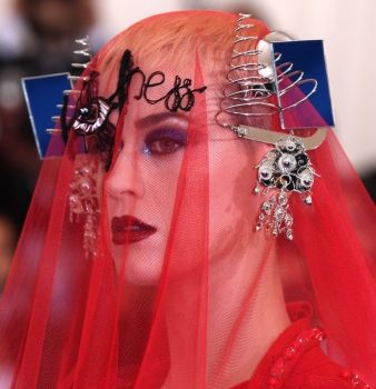 MET GALA 2017 NEW YORK: RED CARPET