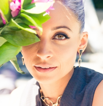 Nicole Richie for The Coveteur