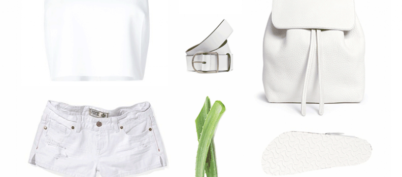 VOG #WHITE: Inspiration for your outfit