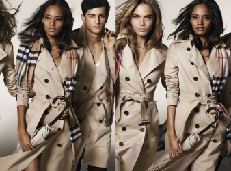 BURBERRY FALL/WINTER 2014 VIDEO CAMPAIGN
