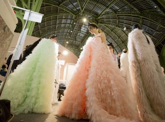 10 SCENES FROM PARIS HAUTE COUTURE FASHION WEEK