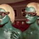 Gucci FW 2017 campaing: fashion sci fi movies