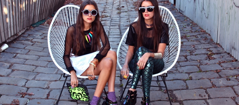 Sisters in fashion: How Two Live