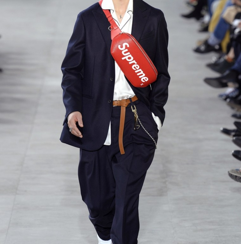 SUPREME ACCESSORIES FOR LOUIS VUITTON